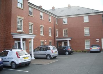 Thumbnail 2 bed flat to rent in Bovey Court, St Ausins Lane, Warrington