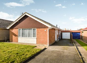 Thumbnail 2 bed bungalow for sale in Redoubt Way, Dymchurch, Romney Marsh