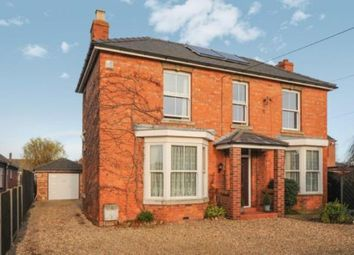 Thumbnail 3 bed detached house for sale in Lincoln Road, Metheringham, Lincoln, Lincolnshire