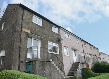 Thumbnail 2 bed end terrace house for sale in Kintyre Terrace, Greenock, Inverclyde