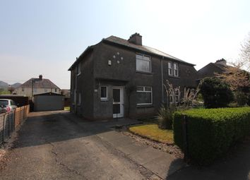 Thumbnail 3 bedroom semi-detached house for sale in Dunbritton Road, Dumbarton