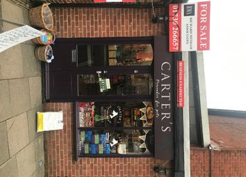 Thumbnail Retail premises for sale in Chapel Street, Petersfield