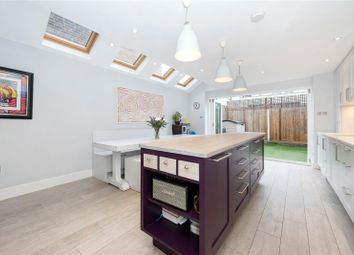 Thumbnail 4 bed terraced house for sale in Musard Road, West Kensington