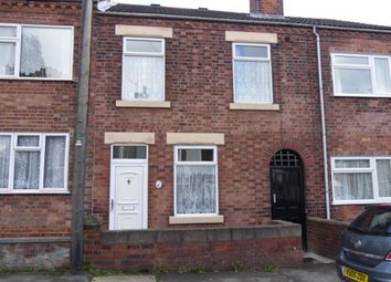Thumbnail 3 bed terraced house to rent in Charles Street, Leabrooks, Alfreton
