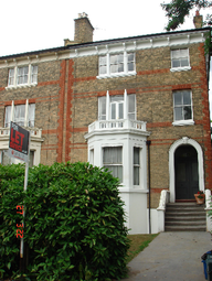 Thumbnail 1 bed flat to rent in The Barons, St Margaret's, Middlesex