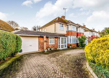 Thumbnail 4 bedroom semi-detached house for sale in Swifts Green Road, Luton