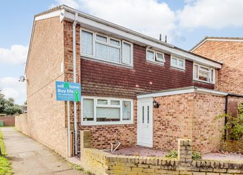 Thumbnail 3 bedroom end terrace house for sale in Slipe Lane, Broxbourne