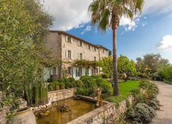 Thumbnail 6 bed country house for sale in Grasse, French Riviera, 06130