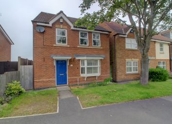 4 bed detached house for sale in Netherley Road, Hinckley LE10