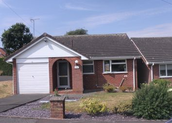 Thumbnail 2 bed detached bungalow for sale in Windrush Road, Hollywood, Birmingham
