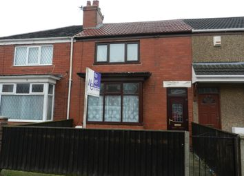 Thumbnail 3 bed terraced house to rent in William Street, Cleethorpes