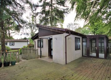 Thumbnail 2 bed lodge for sale in Sandy Balls, Godshill, Fordingbridge