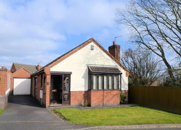 Thumbnail 2 bedroom bungalow for sale in St John's Close, Huggeslcote