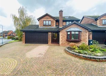Thumbnail 4 bed detached house to rent in Shrubbery Close, Sutton Coldfield