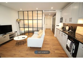 1 bed flat to rent in Arrival Square, London E1W