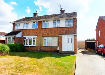Thumbnail 3 bedroom semi-detached house for sale in Nyland Road, Swindon