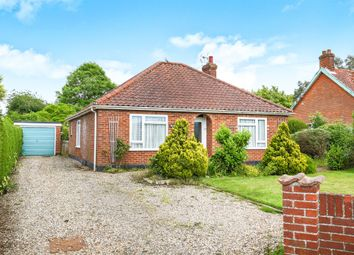 Thumbnail 3 bedroom detached bungalow for sale in Westfield Road, Toftwood, Dereham