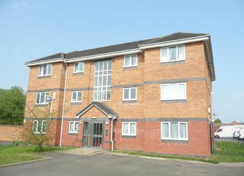 Thumbnail 1 bed flat to rent in Kingswood Gardens, Nuneaton