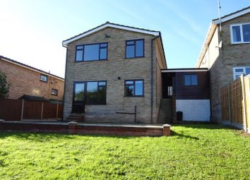 Thumbnail 4 bed link-detached house to rent in Radcliffe Drive, Ipswich