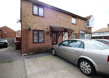 Thumbnail 2 bed end terrace house to rent in Burns Place, Tilbury