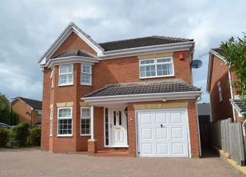 Thumbnail 4 bed detached house for sale in Burnleys Mews, Methley, Leeds