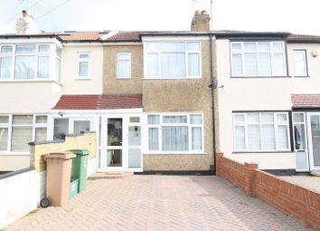 Thumbnail 3 bed terraced house for sale in Hamilton Avenue, North Cheam, Sutton