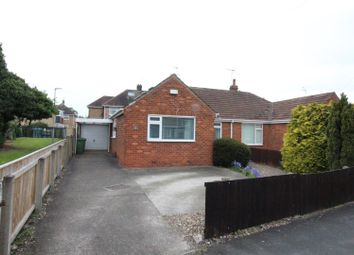 Thumbnail 2 bed semi-detached bungalow for sale in Mill Beck Lane, Cottingham