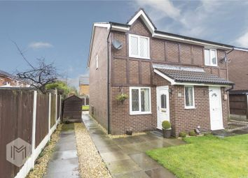 Thumbnail 2 bedroom semi-detached house for sale in Whitefield Road, Bury, Greater Manchester