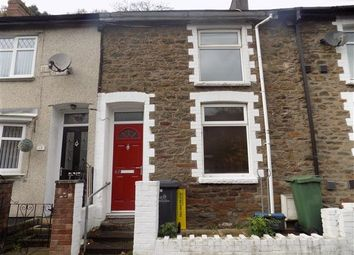 Thumbnail 2 bed terraced house to rent in Aberbeeg Road, Aberbeeg, Abertillery