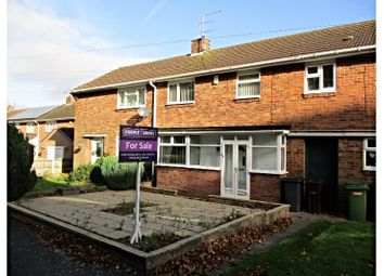 Thumbnail 2 bedroom terraced house for sale in Redhurst Drive, Wolverhampton