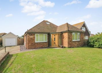 Thumbnail 4 bed detached bungalow for sale in Woodnesborough Lane, Eastry, Sandwich
