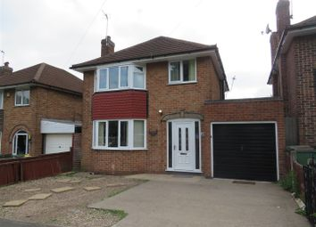 Thumbnail 4 bed property to rent in Kingsway, Braunstone, Leicester