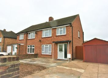 Thumbnail 3 bed semi-detached house to rent in Burnetts Road, Windsor