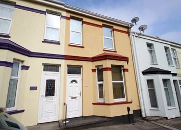 Thumbnail 2 bed terraced house to rent in Cotehele Avenue, Keyham, Plymouth, Devon
