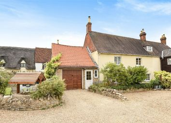 Thumbnail 4 bed cottage for sale in Silver Street, Stevington, Bedford