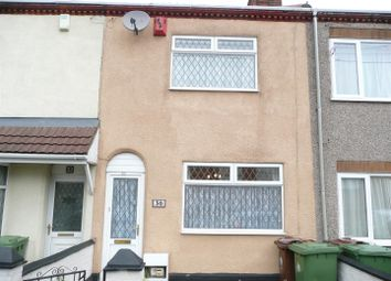 Thumbnail 3 bedroom terraced house to rent in Bursar Street, Cleethorpes