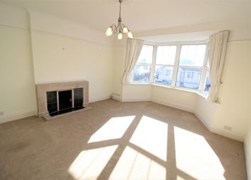 Thumbnail 2 bed flat to rent in Marine Road, Bournemouth