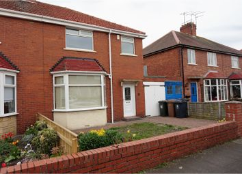 Thumbnail 3 bed semi-detached house for sale in Newton Avenue, Cullercoats