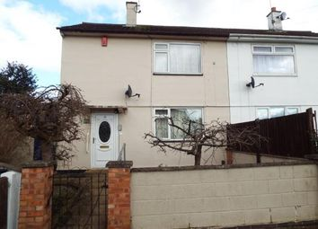 Thumbnail 2 bedroom semi-detached house for sale in Cokayne Road, Leicester