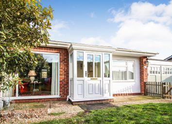 Thumbnail 2 bed detached bungalow for sale in Nursey Close, Ellingham, Bungay