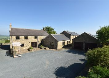Thumbnail 4 bedroom detached house for sale in Sand House, Dacre Lane, Dacre, North Yorkshire