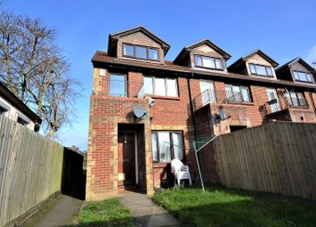 Thumbnail 1 bed flat for sale in Reynolds Close, Colliers Wood, London