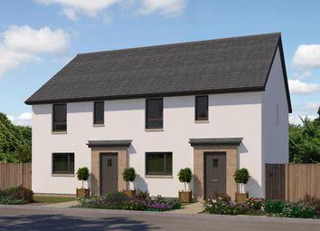 "Thumbnail 3 bed terraced house for sale in ""Bonnyton"" at Frogston Road East, Edinburgh"