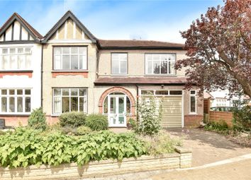 Thumbnail 4 bedroom semi-detached house for sale in Barrow Point Avenue, Pinner