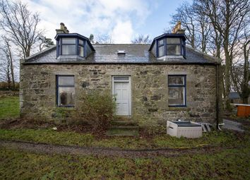 Thumbnail 4 bedroom cottage for sale in Corse, Huntly, Aberdeenshire