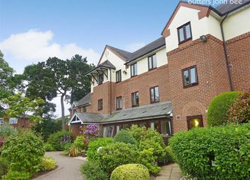 Thumbnail 1 bed flat for sale in Cromwell Court, Beam Street, Nantwich