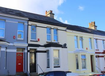 Thumbnail 4 bed terraced house to rent in Maida Vale Terrace, Mutley, Plymouth