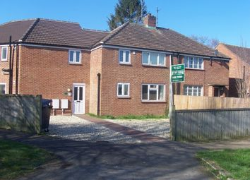 Thumbnail 1 bed flat to rent in Pinnocks Way, Botley, Oxford