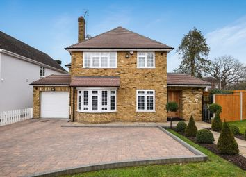 Thumbnail 4 bed detached house for sale in Grove Road, Northwood