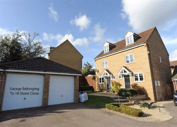 3 bed town house for sale in Stone Close, Wellingborough NN8